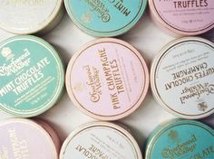 Beautiful packaging, always a temptation - AMOUROSE
