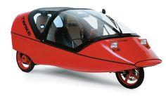 É um carro? É uma bicicleta? Não, é o Twike!
