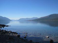 Lake MacDonald, Glacier National Park