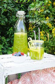 Ingwer-Basilikum-Limonade selber machen