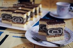 Sweet Recipes, Cake Recipes, Good Food, Yummy Food, Cake Blog, Hungarian Recipes, World Recipes, Creative Food, Cake Art