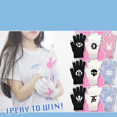 Overwatch Unisex Warming Gloves CP168186