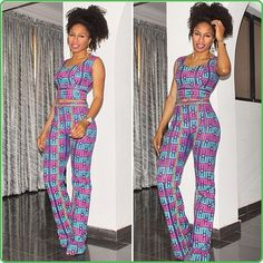 Gray Allthingsfiery atf africanprint fashion allthingsfiery_atf   Iya Eko - Trending African Fashion