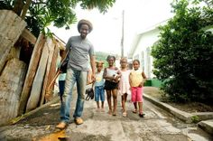 ST. LUCIAN MUSICIAN AND PHILANTHROPIST TAJ WEEKES NAMED UNICEF CHAMPION OF CHILDREN IN ST. LUCIA