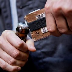 Dango Products Tactical Wallet + Multi-tool