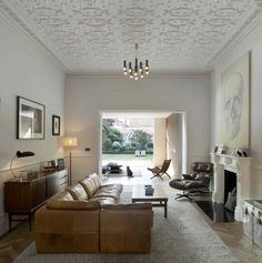 Home @ Chiswick, London by Found Associates