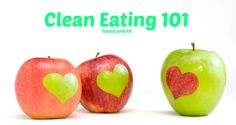 """Clean Eating Shopping List! Clean eating consists of food that is real and not laden with things that compromise health such as artificial flavorings, artificial colorings, & sugar substitutes. Food doesn't need to be organic, it just needs to be natural. The clean eating rule of thumb? The shorter the ingredient list, the better! No specific food is off-limits as long as it's a real, honest-to-goodness food. In other words, this isn't a """"diet."""" Clean eating is a lifestyle. 