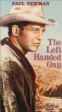 The Left-handed Gun (1958) - Arthur Penn. Furia selvaggia. (USA).