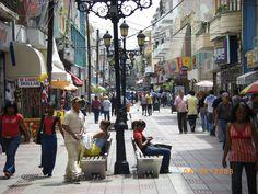 Republica Dominicana, el centro