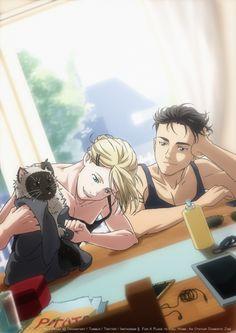 Yuri on Ice Cute Anime Guys, Cute Anime Couples, Yurio And Otabek, Yuri!!! On Ice, Ice Art, Anime Love Couple, Manga Couple, Film D'animation, Anime Ships