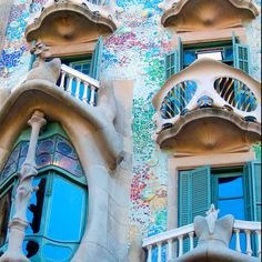 BEAUTIFUL Casa Batllo - Barcelona my favorite places in the world...