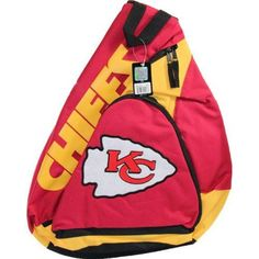 Kansas City Chiefs Sling Style Backpack