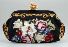 D&G Needlepoint Handbag