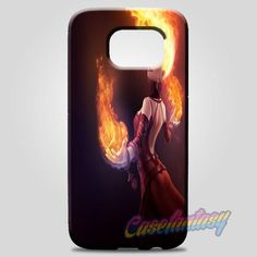 Dota 2 Lina Samsung Galaxy Note 8 Case | casefantasy
