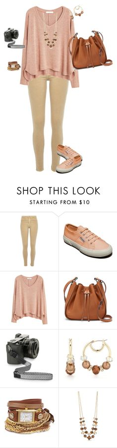 """Accidental Tourist"" by jbeb ❤ liked on Polyvore featuring River Island, Superga, MANGO, Vince Camuto, Pacsafe, Napier, La Mer, women's clothing, women and female"