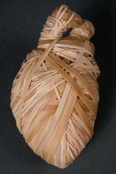 rubberband heart