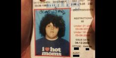 Funniest Drivers License Photos, Humor, Funny, Best Drivers License photo,