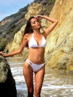 Classic Micro Bikini Set - Black Bikini, White Bikini, Skimpy Bikini, Sexy Bikini, Micro Bikinis, Thong Bikini, Microkini, Extreme Bikini