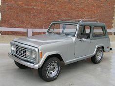 1972 AMC Jeep Jeepster Commando