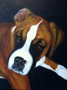 """Shelby"" by Diane K. Vallejo commissioned portrait www.dkvallejo.weebly.com"
