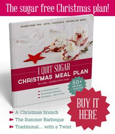 Christmas meal plans ebook | Sarah Wilson