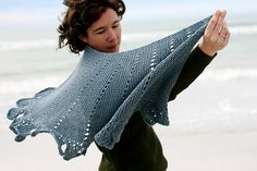 Captiva Wrap by Carol Feller ... DK weight ... on Ravelry at  http://www.ravelry.com/patterns/library/captiva-wrap