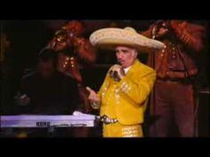 Vicente Fernandez - Te Solte La Rienda (en vivo)
