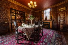 The Mark Twain Family Dining Room by Frank Grace on 500px