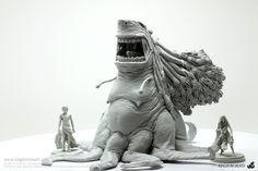 Kingdom Death : Monster by Kingdom Death » Sunstalker! — Kickstarter