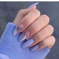 Semi-permanent varnish, false nails, patches: which manicure to choose? - My Nails Nail Design Glitter, Nail Design Spring, Glitter Nails, Lilac Nails, Nails Design, Best Acrylic Nails, Acrylic Nail Designs, Nails Polish, My Nails