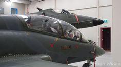ex RNZAF A4K Skyhawk & Aermacchi MB339 @ Ardmore
