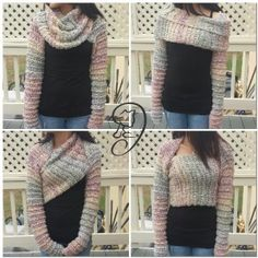 Antonia Wrap Around Shrug