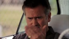 "Burn Notice 5x07 ""Besieged"" - Sam Axe (Bruce Campbell)"