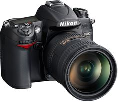 Nikon D7000 18-200mm VR Dijital SLR Fotoğraf Makinesi