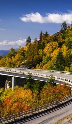 The Ultimate Blue Ridge Parkway Road Trip -- The Blue Ridge Parkway isn't technically a National Park, but it might as well be. It connects two National Parks (Shenandoah and the Great Smoky Mountains) together and the parkway itself the most visited unit controlled by the National Parks System-- each year, more people drive along its roads than visit the Grand Canyon.