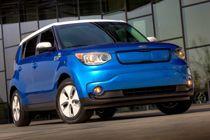 Kia Soul EV Geneve Motor Show