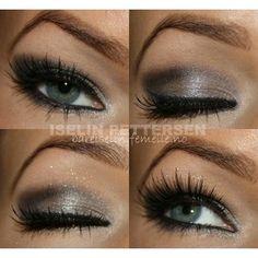 cat eye eyeshadow shape for hooded eyes