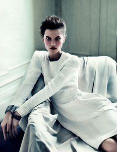white-on-white stunner