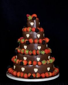 wedding cakes pictures chocolate and strawberries wedding cakes pertaining to chocolate wedding cakes with strawberries