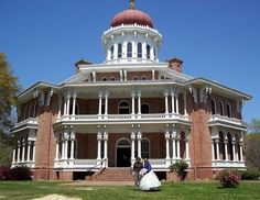 Natchez Mississippi | Longwood, Natchez, Mississippi