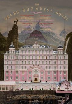 The Grand Budapest Hotel.                Wes Anderson                                               Opening Gala for the Glasgow Film Festival 2014.