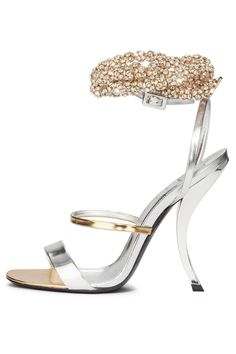 Best Luxury Gifts - Harper's BAZAAR | Haute Stilettos | Roger Vivier's limited-edition | Rendez Vous Collection | $5,500