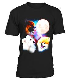 """# Pomeranian Howling Moon Shirt - Three Wolves Moon Tee .  Special Offer, not available in shops      Comes in a variety of styles and colours      Buy yours now before it is too late!      Secured payment via Visa / Mastercard / Amex / PayPal      How to place an order            Choose the model from the drop-down menu      Click on """"Buy it now""""      Choose the size and the quantity      Add your delivery address and bank details      And that's it!      Tags: The classic Three Wolves Moon…"""