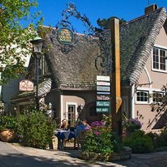 Carmel, Ca  A fairy tale come true.  I hope you too will have what I had there.