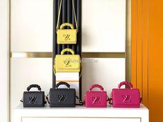 Buy High Quality Replica Louis Vuitton LV Twist with Scrunchie Leather Top Handle M58691 M58688 Black Chanel Backpack, Chanel Purse, Chanel Bags, Gucci Bags, Hermes Bags, Dior Bags, Best Handbags, Hermes Handbags, Replica Handbags