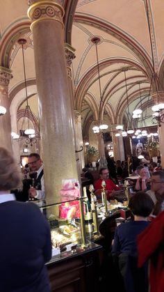 Cafè Central Vienna