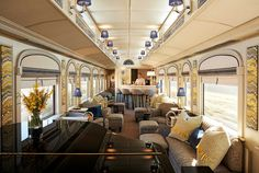 South America's first luxury sleeper train rolls through the Peruvian Andes - Curbedclockmenumore-arrow : All aboard the Belmond Andean Explorer!