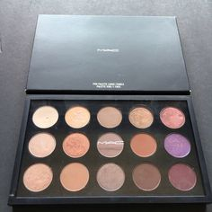 Mac eyeshadow palette Chosen colors eyeshadow palette, retail price is $160+ tax , just used gently as shown in the picture, it comes in original box and Mac shopping bag MAC Cosmetics Makeup Eyeshadow