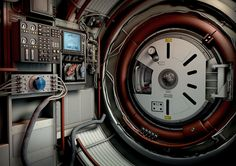 space airlock door - Google Search