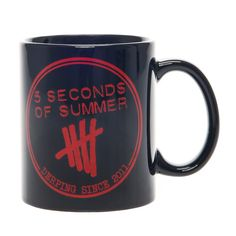 5 Seconds Of Summer Mug